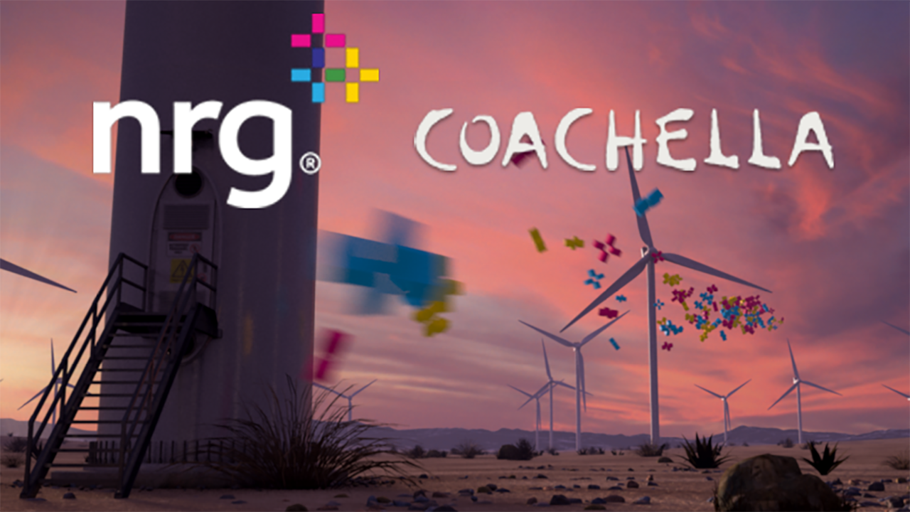 NRG Coachella Activation