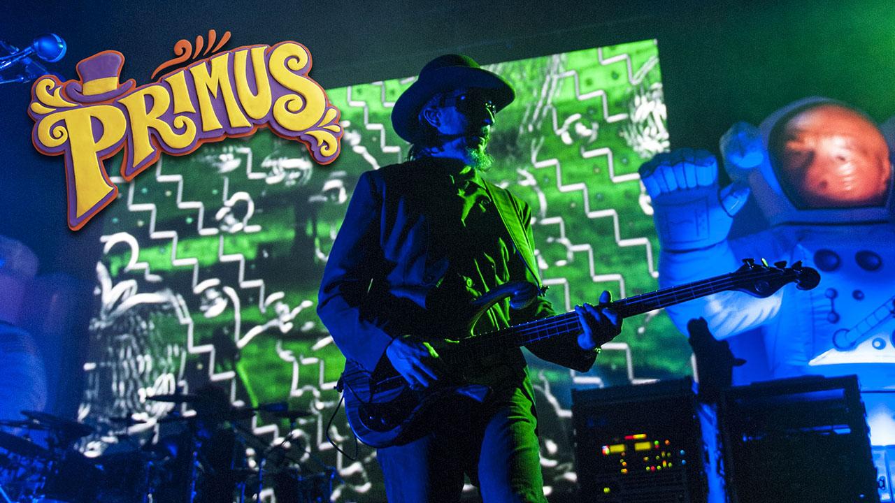 Primus 3D US Tour
