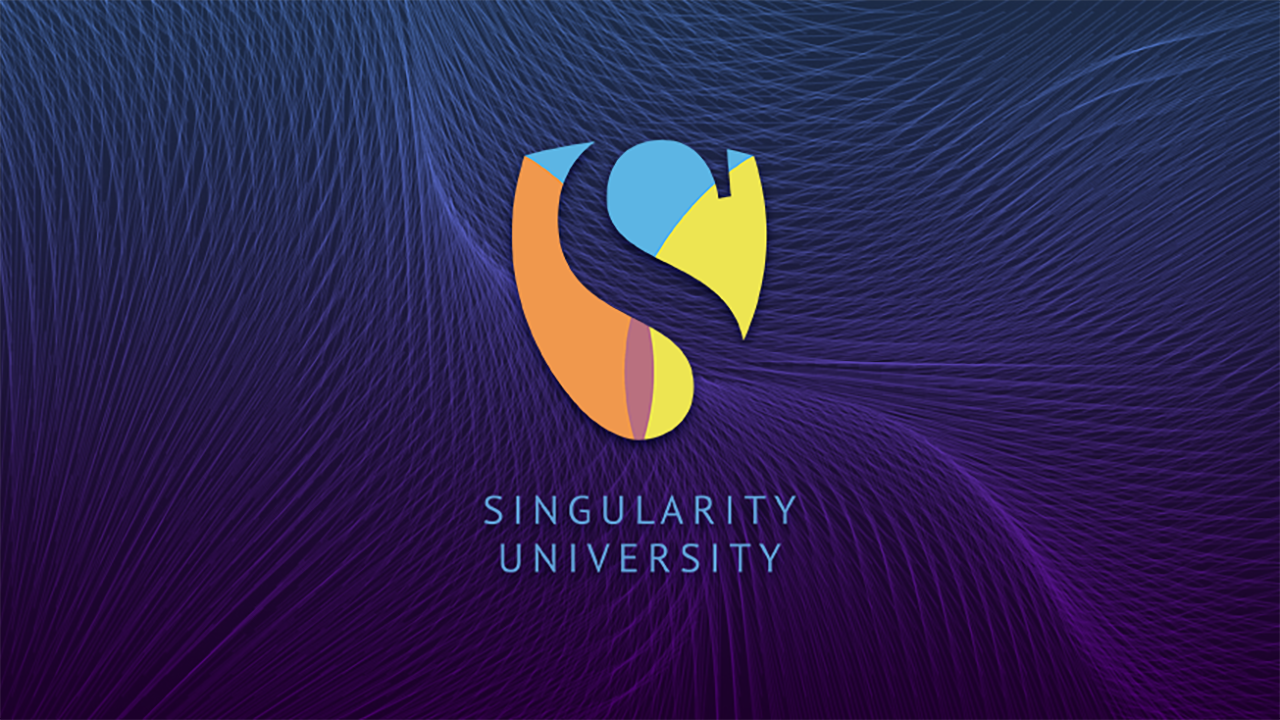 Singularity University Backstage Pass To The Future