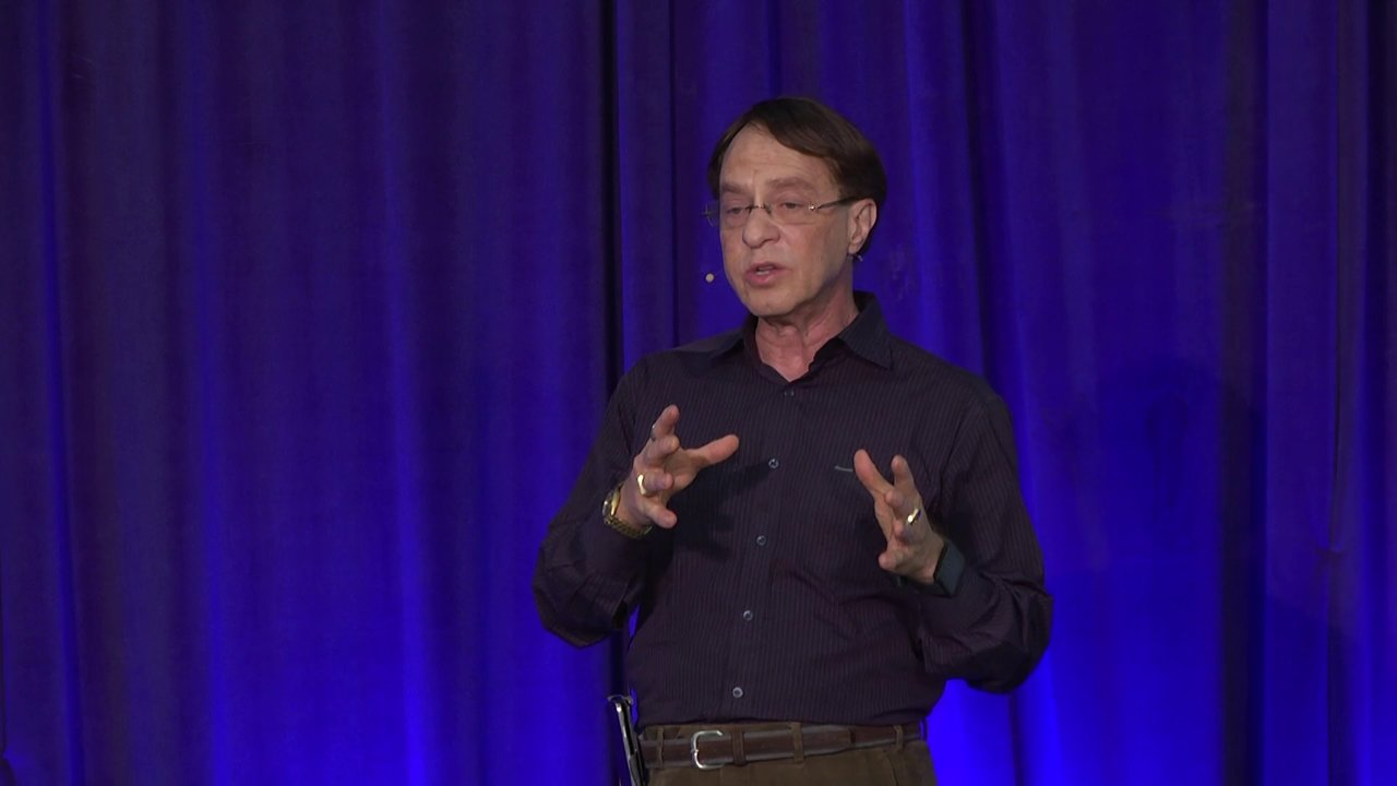 Ray Kurzweil Photo by Singularity University