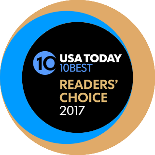 USA Today has announced the 10 Best New Amusement Park Attractions, click through to see the full list!