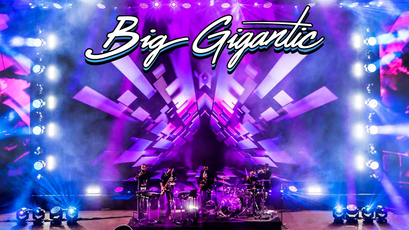 Big Gigantic in 3D