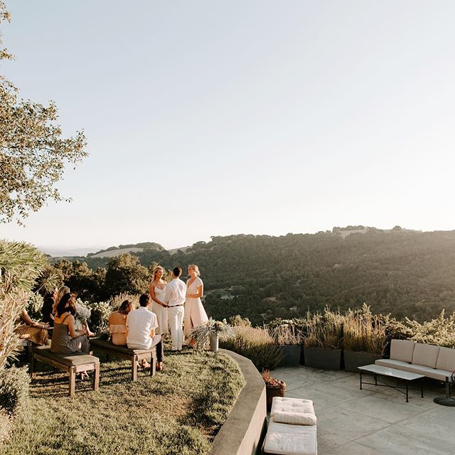 A wine country back yard elopement at its finest baby // Edited with RINGO 01