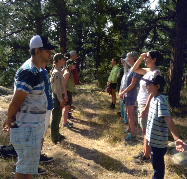 """""""Singing with Nature's Heartbeat"""" - Flagstaff Trail, Boulder"""