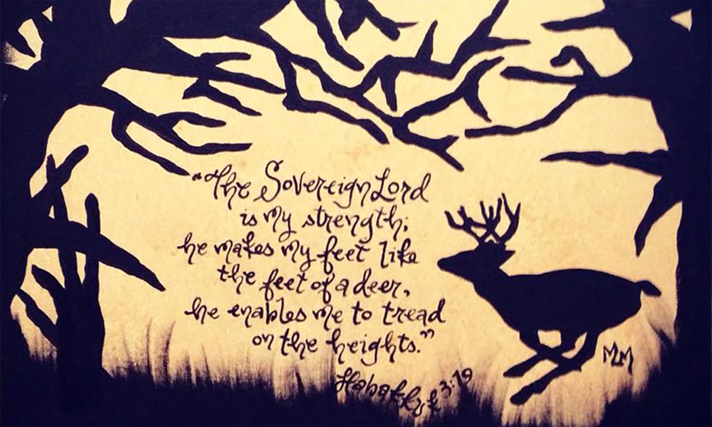 Original Art by Meagan McGuire