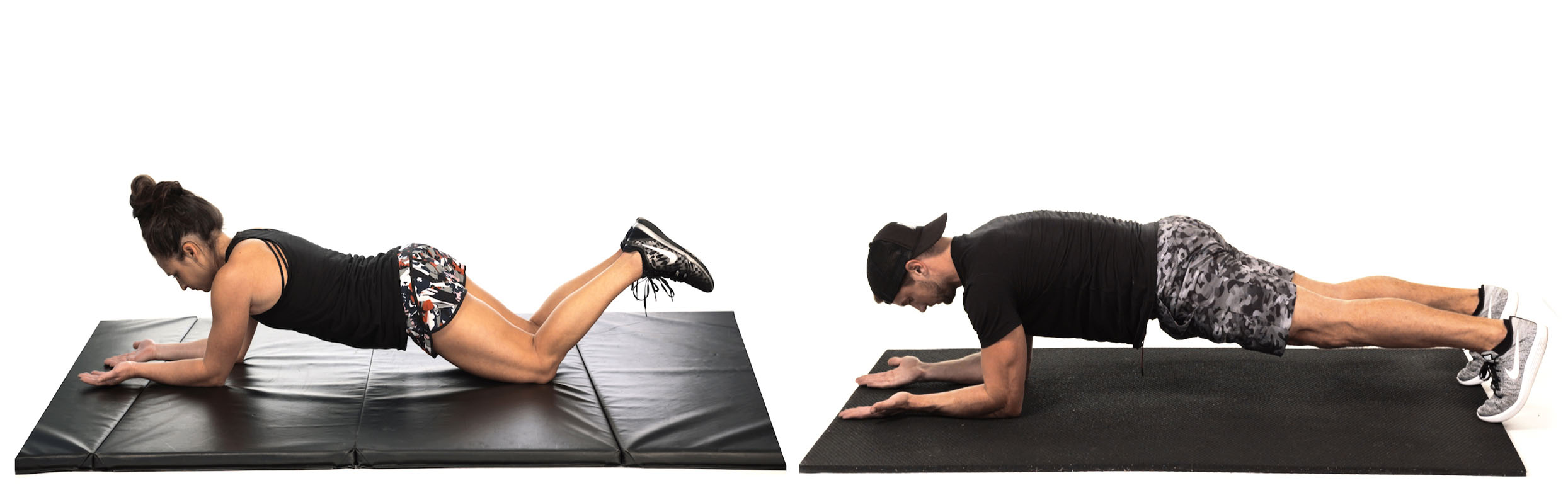 Whole Body Fitness plank