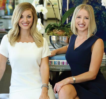 Aimee Schreiner & Lauri Ann Hanson
