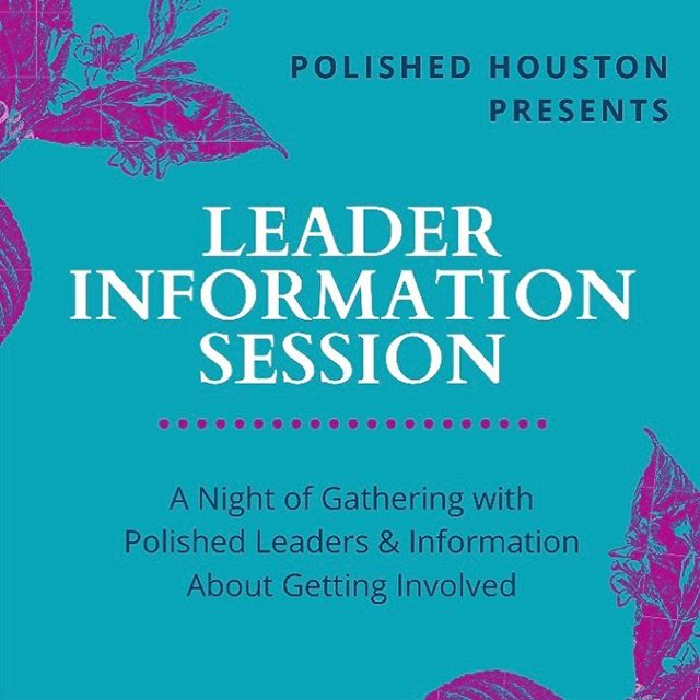 Friends...THIS Sunday is our FREE information session about Polished and @polishedhouston with our fearless leaders! . Are you a professional woman looking to connect with other professional women to navigate your career and faith while using your gifts and talents? We've been looking for you!  At Polished Houston, we're passionate about seeing young professional women thrive. If you're looking for community with women in the area and would like to add volunteer experience to your resume, we'd love for you to RSVP to attend our FREE informational session on Sunday, June 9th from 2-3:30pm at https://www.polishedonline.org/houston-luncheon (Link In Bio) Learn more about us and meet our leaders on Facebook and Instagram ✨ See you Sunday!!! . . . #polishedhtx #houston #htownproud #htown #htx #houstonchurches #gathering #professionalwomen #womeninfaith #navigatingcareerandfaith #refiningthedetails #polishedonline #springbranch #galleriahouston