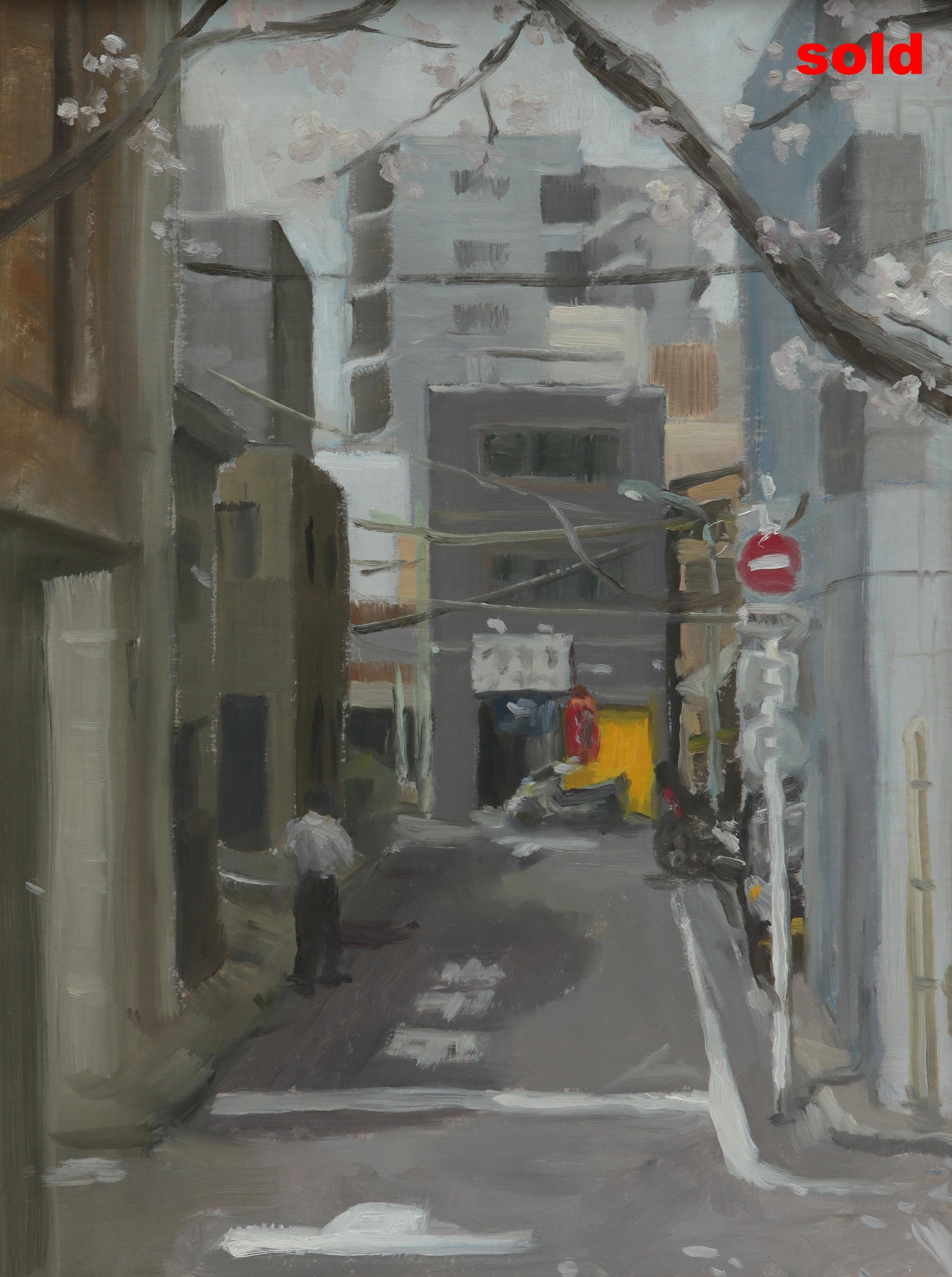 Tokyo III - Yellow Door