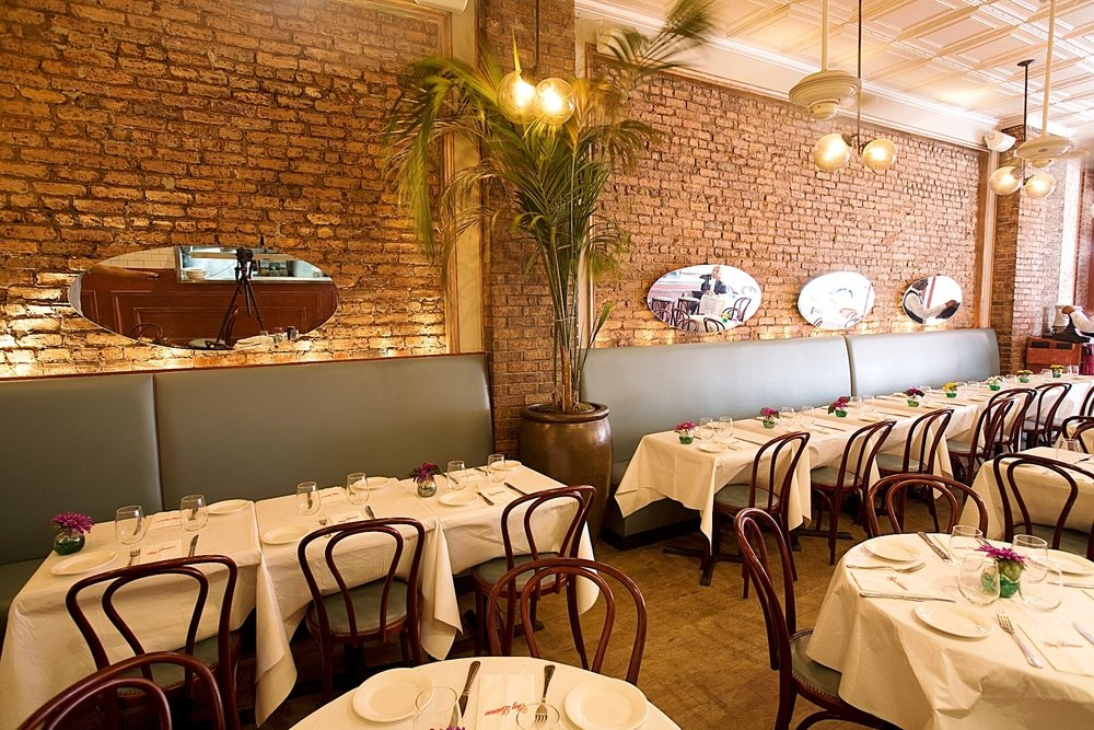 Chez Lucienne Restaurant Harlem New York City