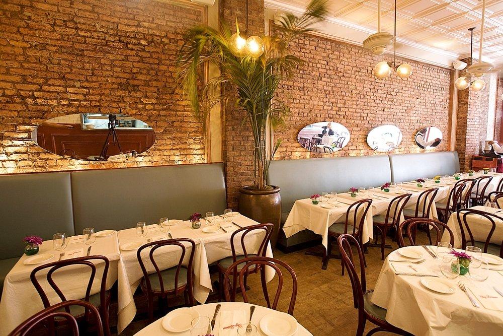 Chez Lucienne Restaurant Harlem New York City