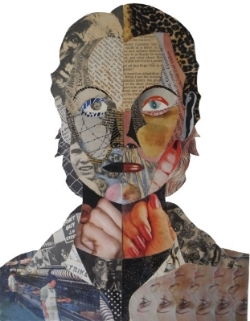 Fashion and Politics (Self Portrait)