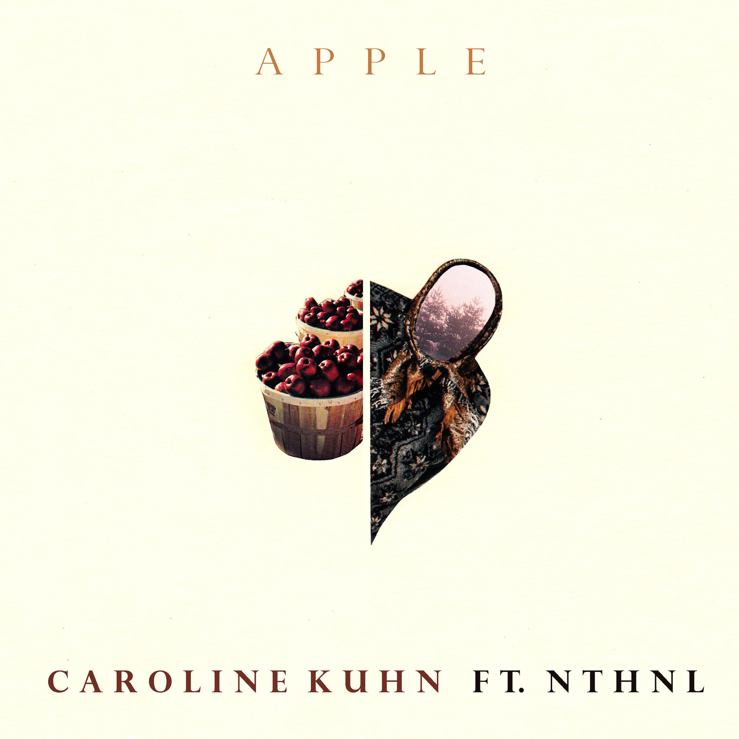Apple by Caroline Kuhn