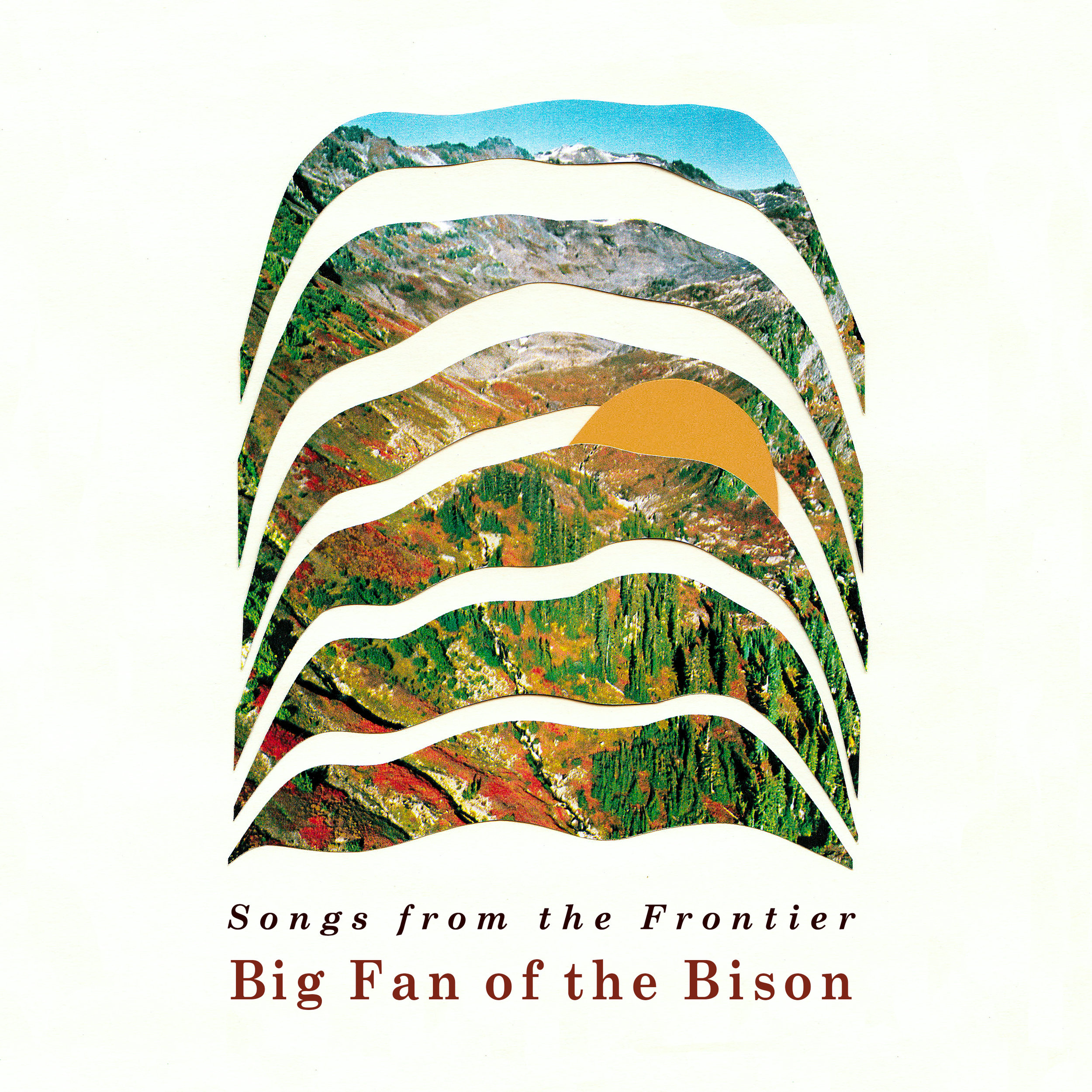 Songs from the Frontier by BFOTB