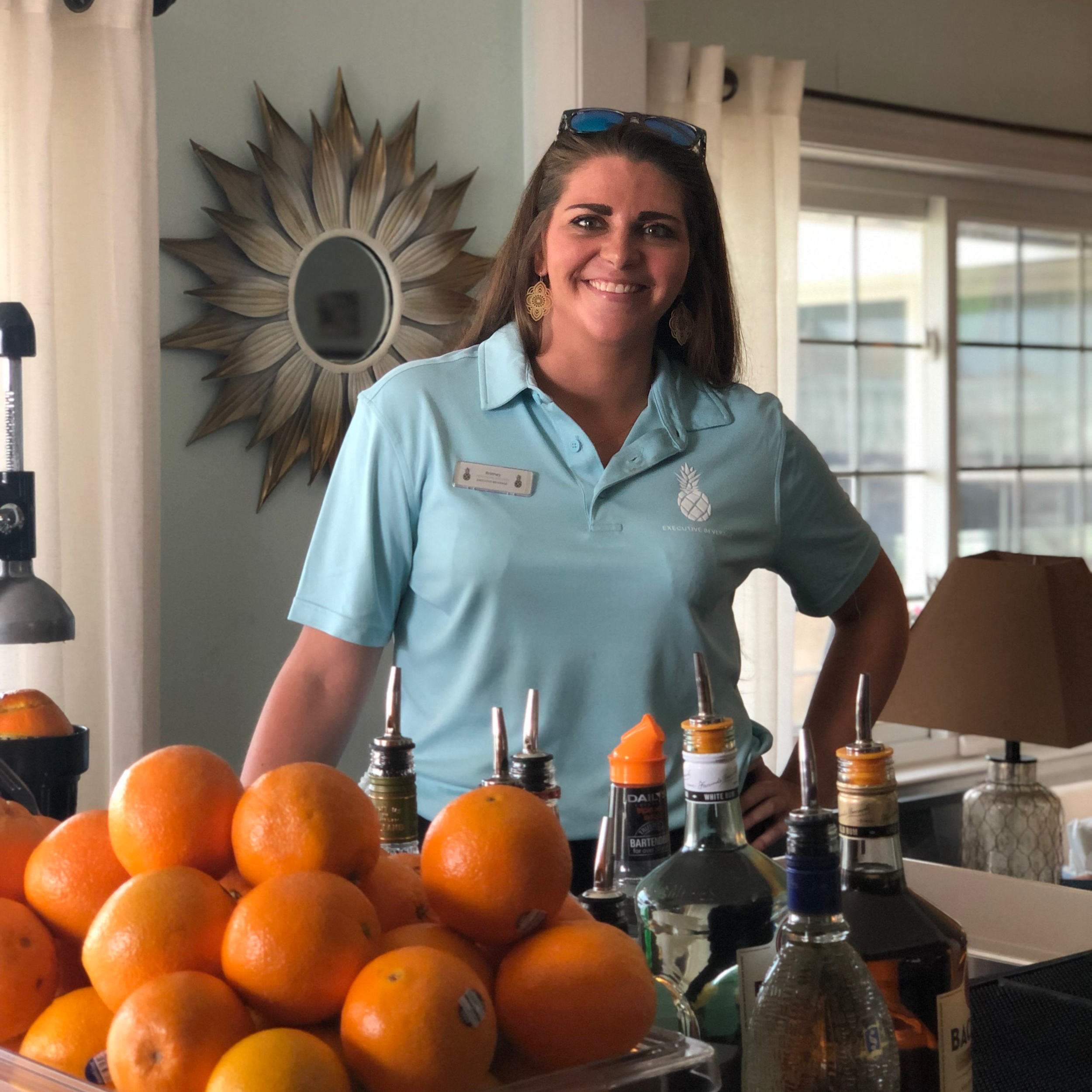 Brittney- Professional Event Bartender