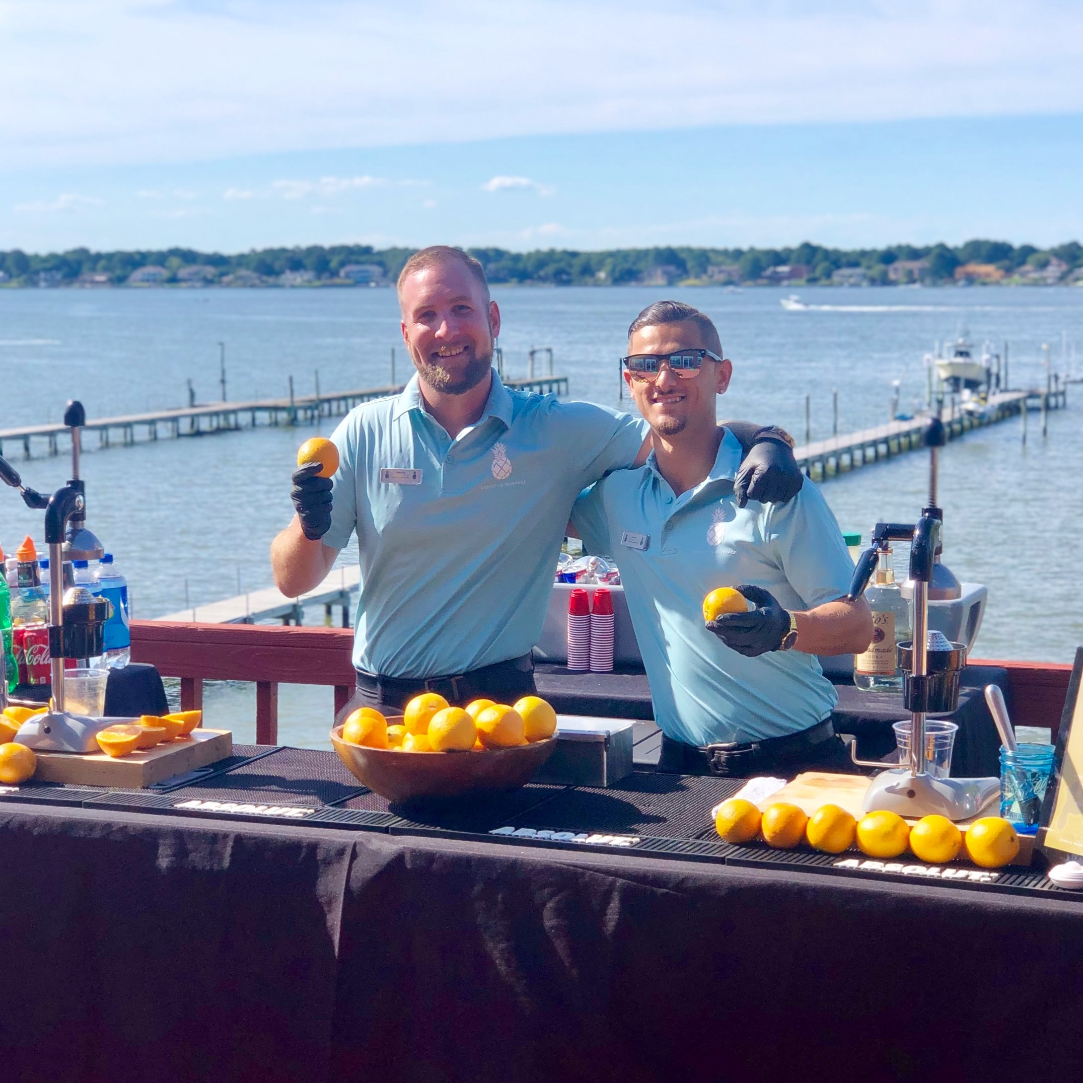 Ethan & Brian- Professional Event Bartenders