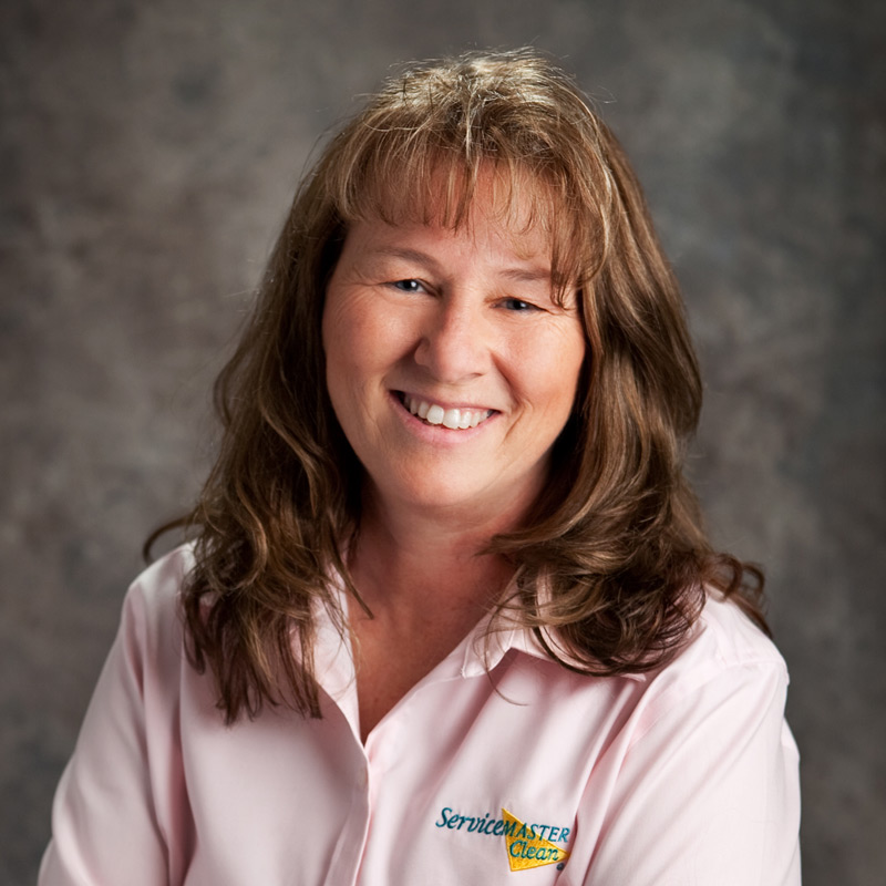 Cindy Schmader ServiceMaster of South Central Omaha