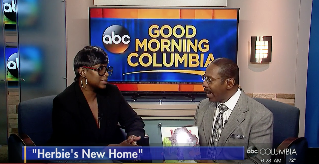 Good Morning Columbia- Sherrikka Myers Herbie's New Home.png