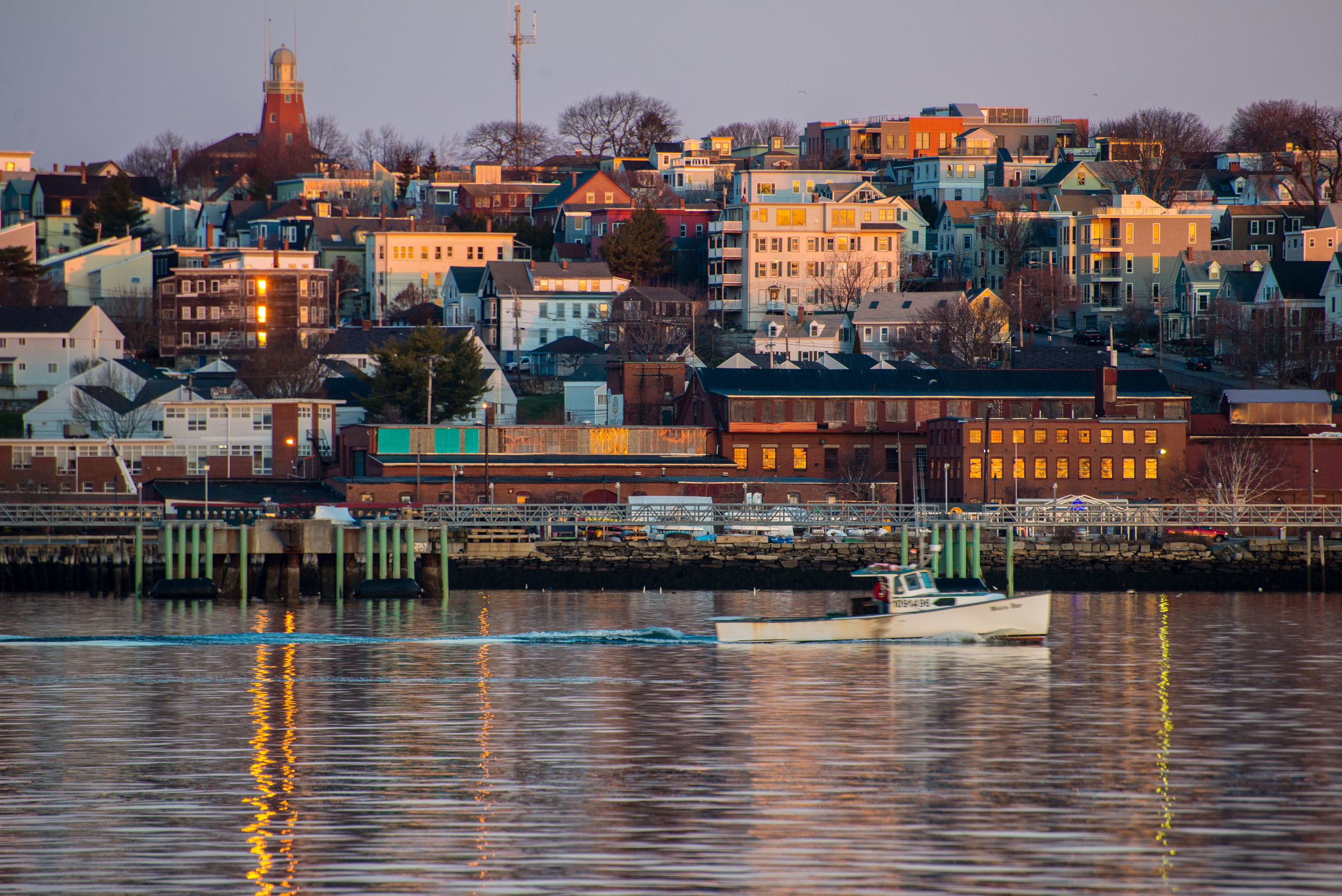 Corey Templeton has a wonderful collection of Munjoy Hill images on his blog  Portland Daily Photo .