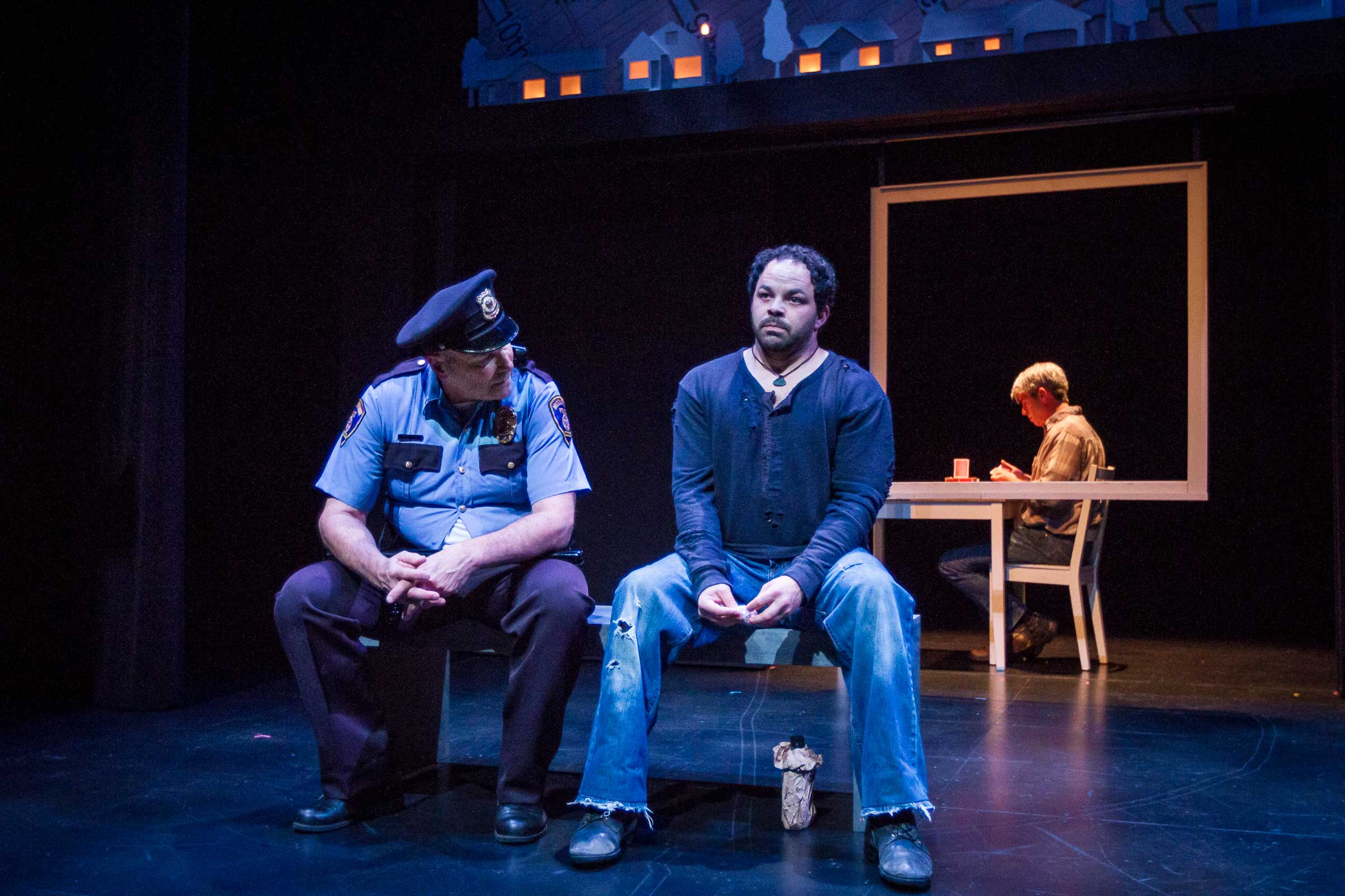 Middletown, by Will Eno - Third Rail Repertory Theatre