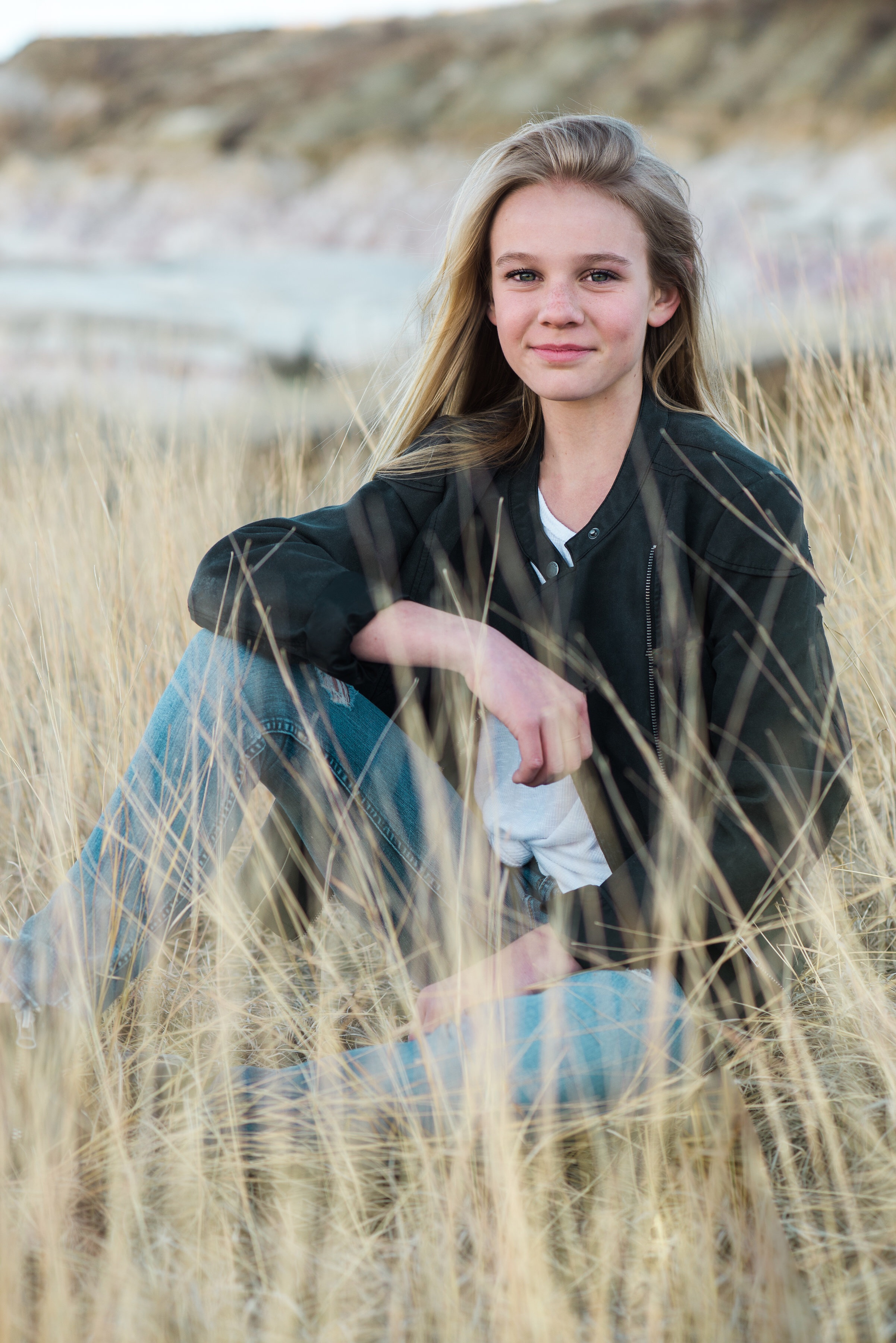 Wilhelmina Denver Modeling Headshots Denver