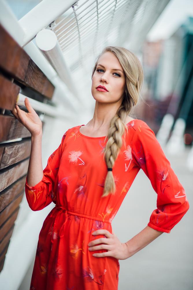 Wilhelmina Denver modeling