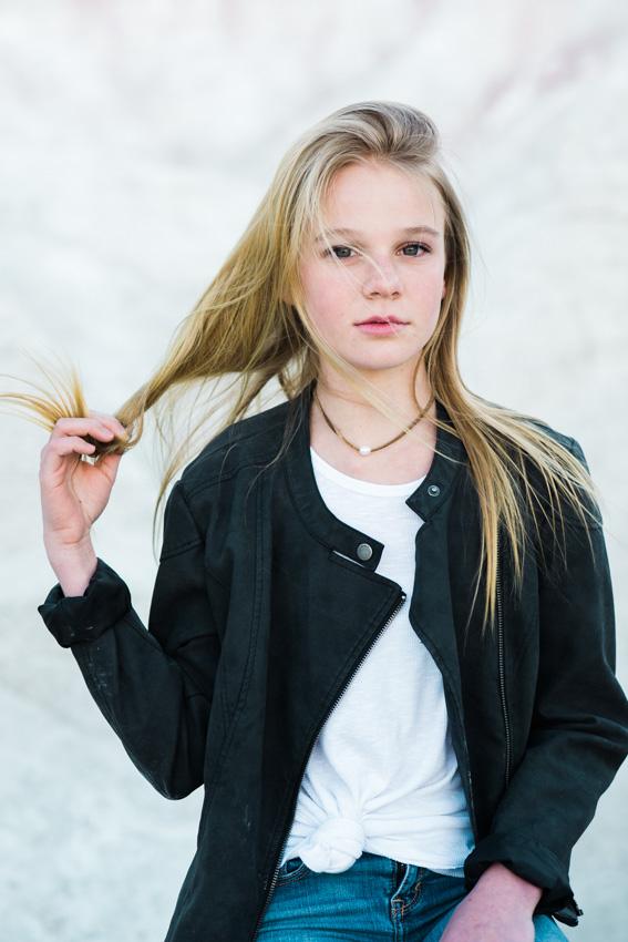 Teen Headshots Denver Fashion