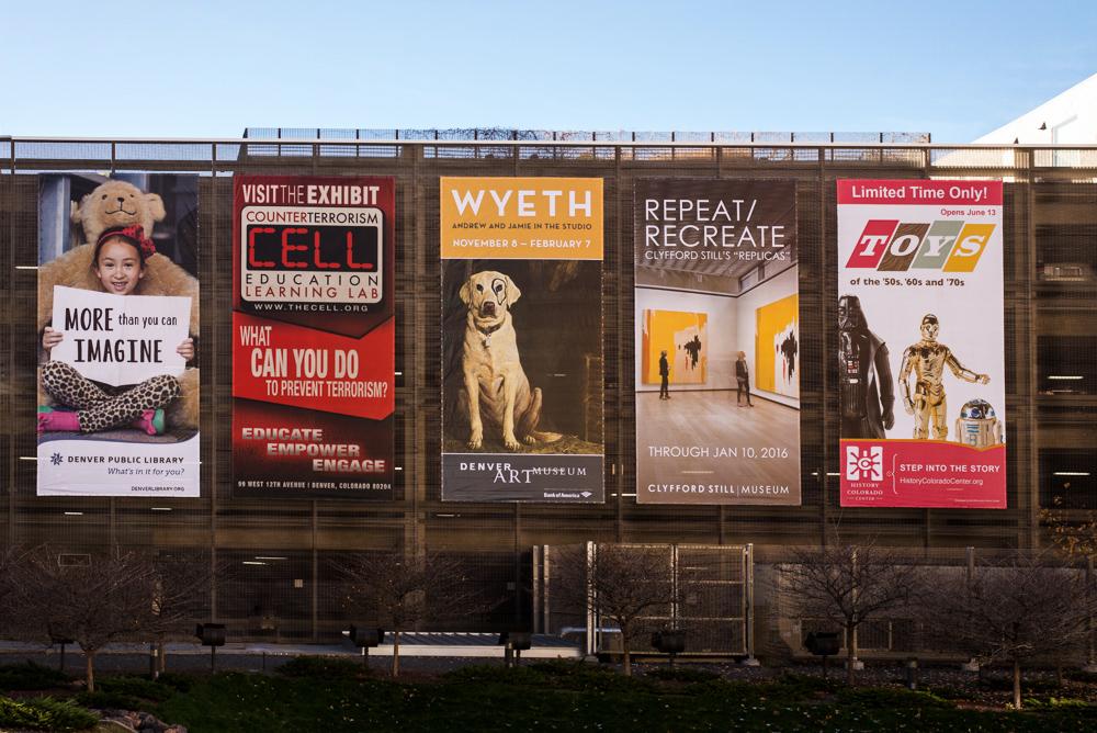 Denver Portrait Photography - Denver Billboard