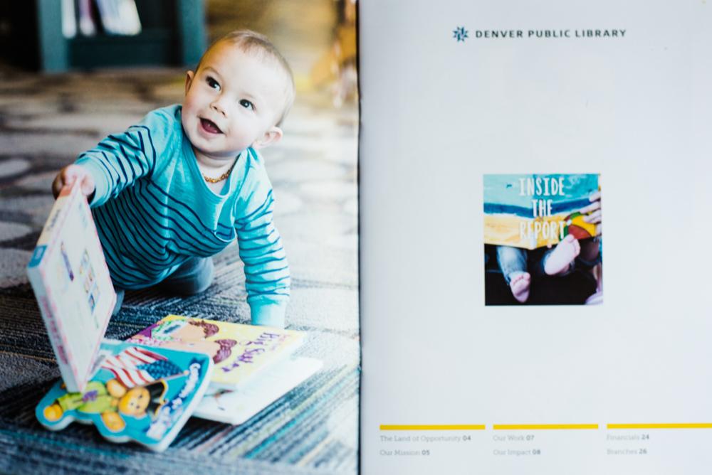 Denver portrait photography business campaigns