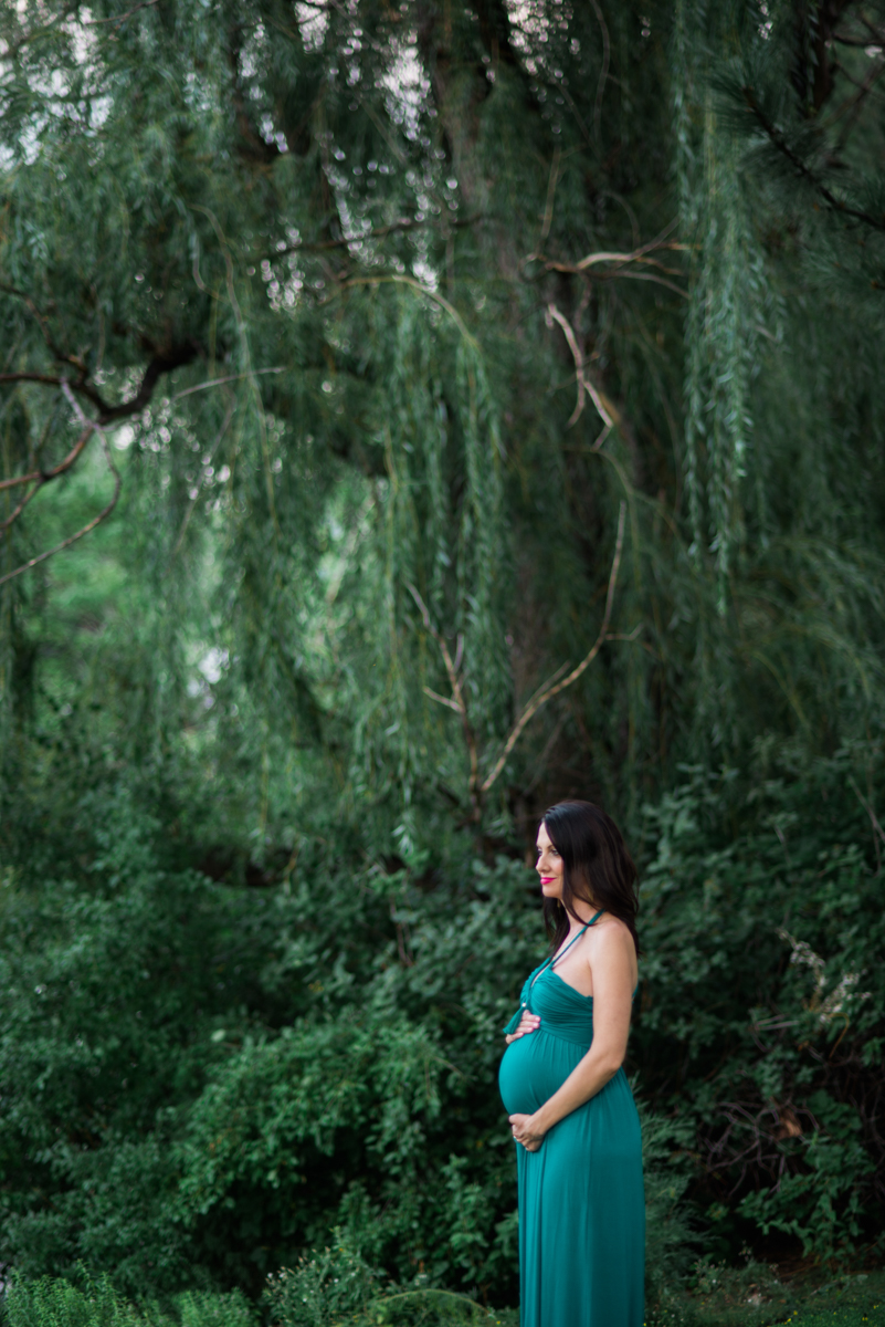 Belmar photographer maternity session