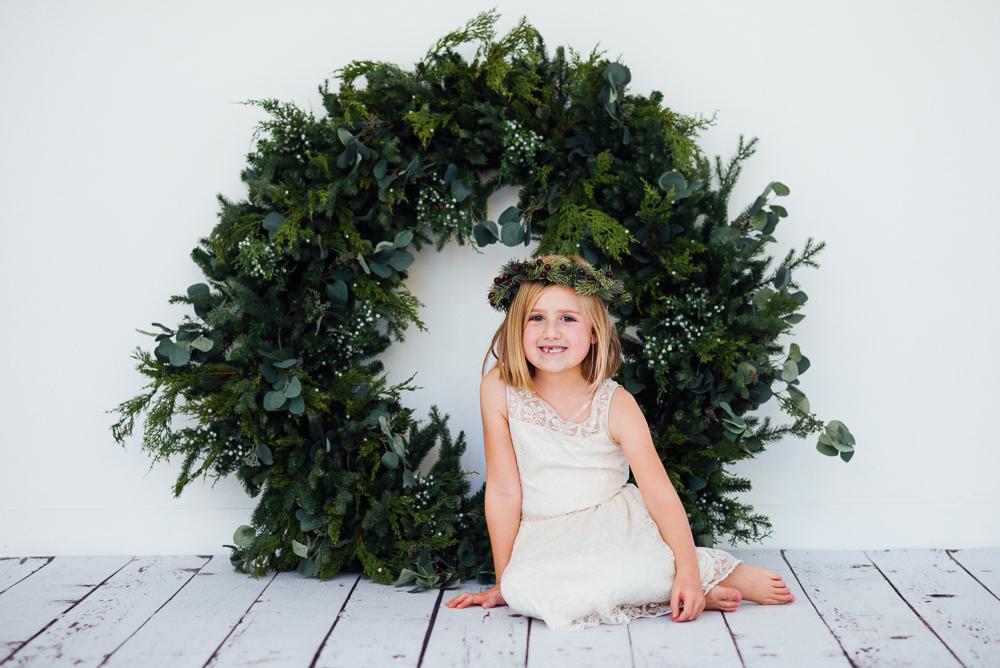 Denver Holiday set for photoshoot