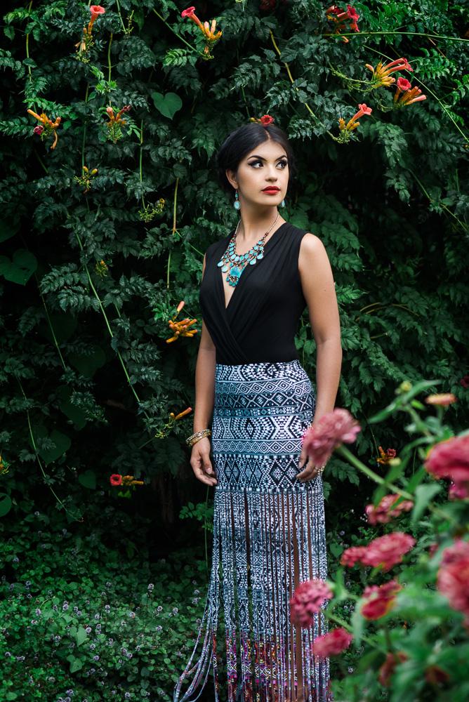 Denver portrait photography - Frida Kahlo