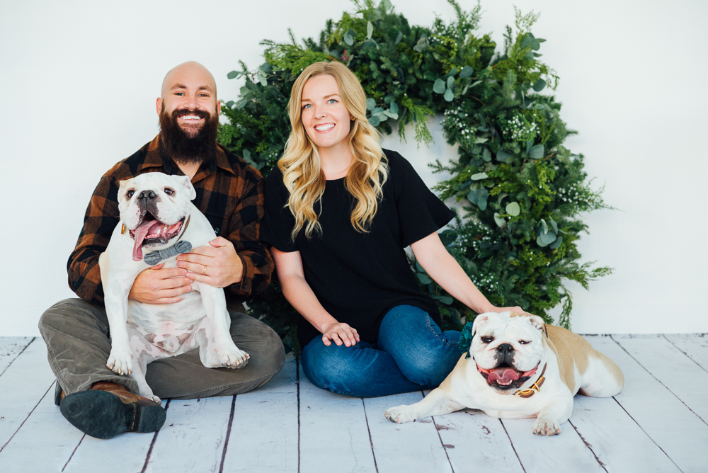 Denver portraits with your dogs
