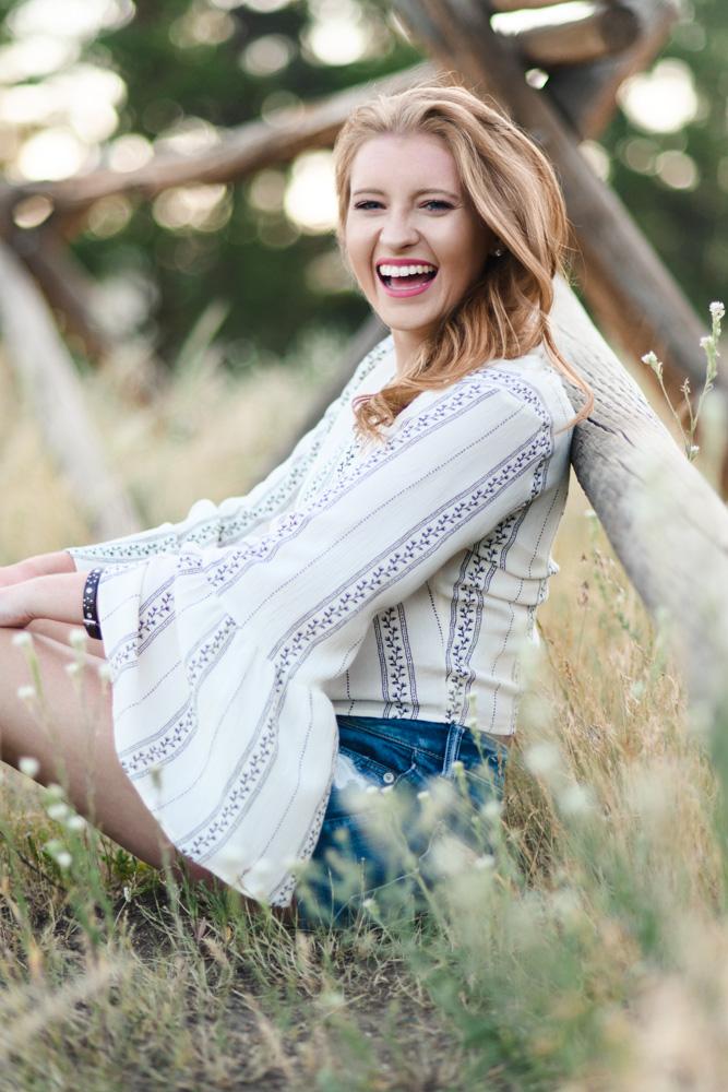 senior photography Denver