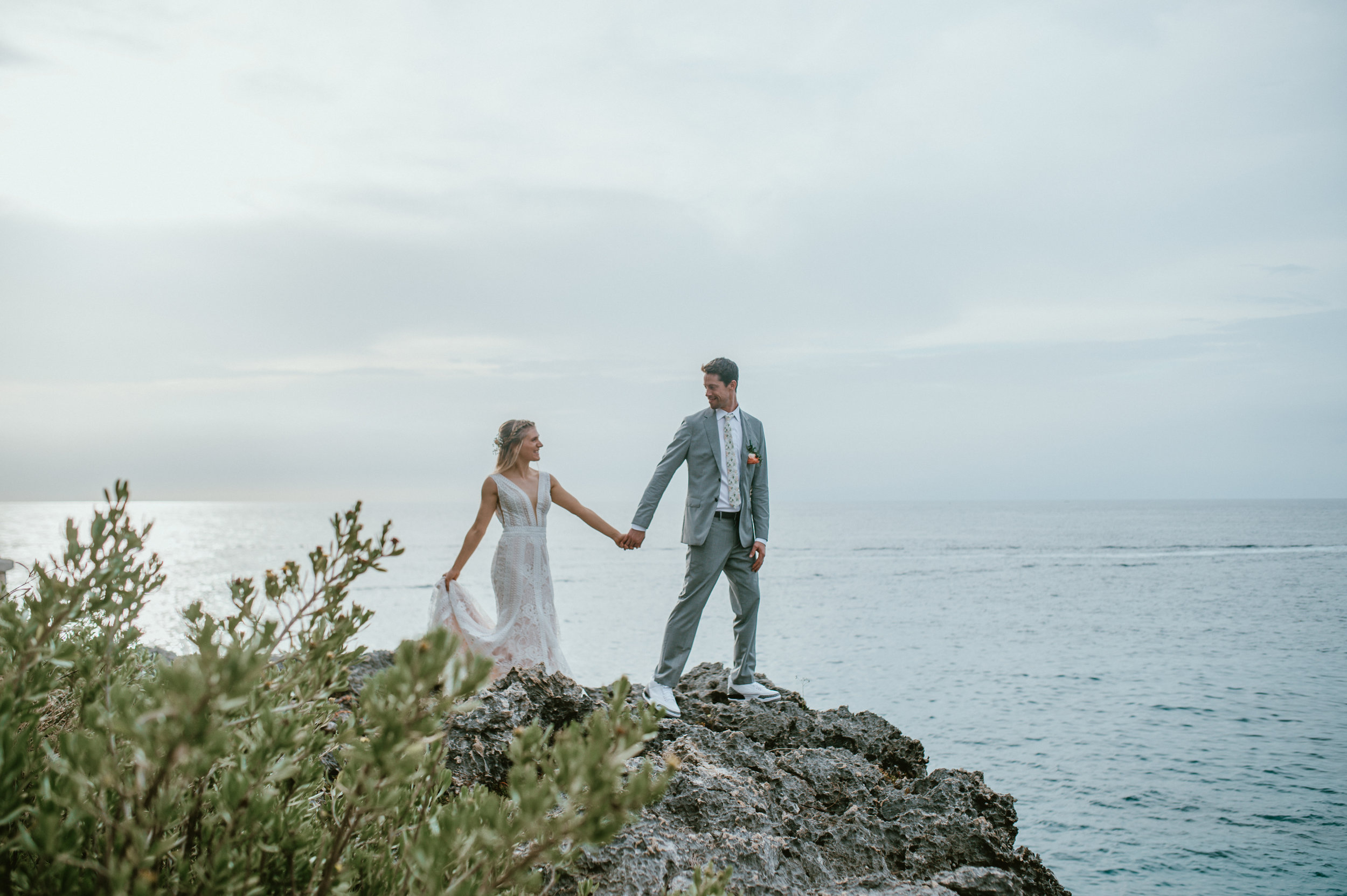 Mollie and Ryan - Pattoo Castle, Negril Jamaica