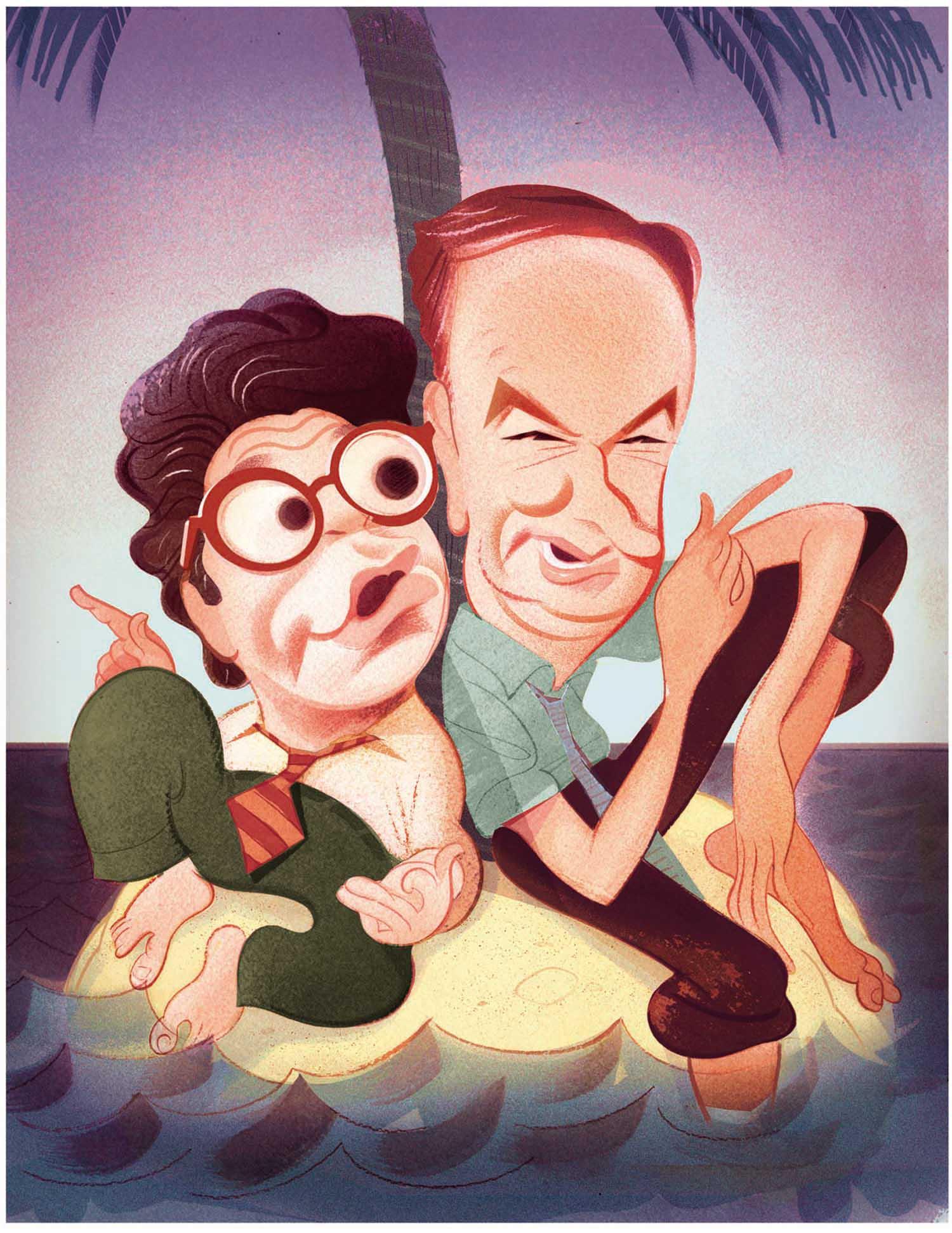 Al Franken • Bill O'Reilly