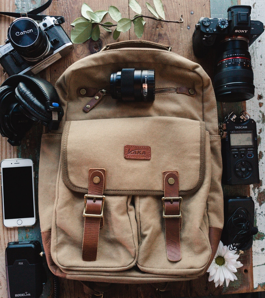 Tripp Films_Branding Photos_In My Bag