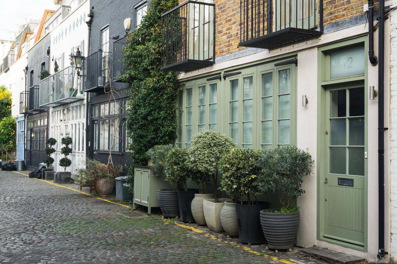 Mews in Notting Hill_London_Tripp Films