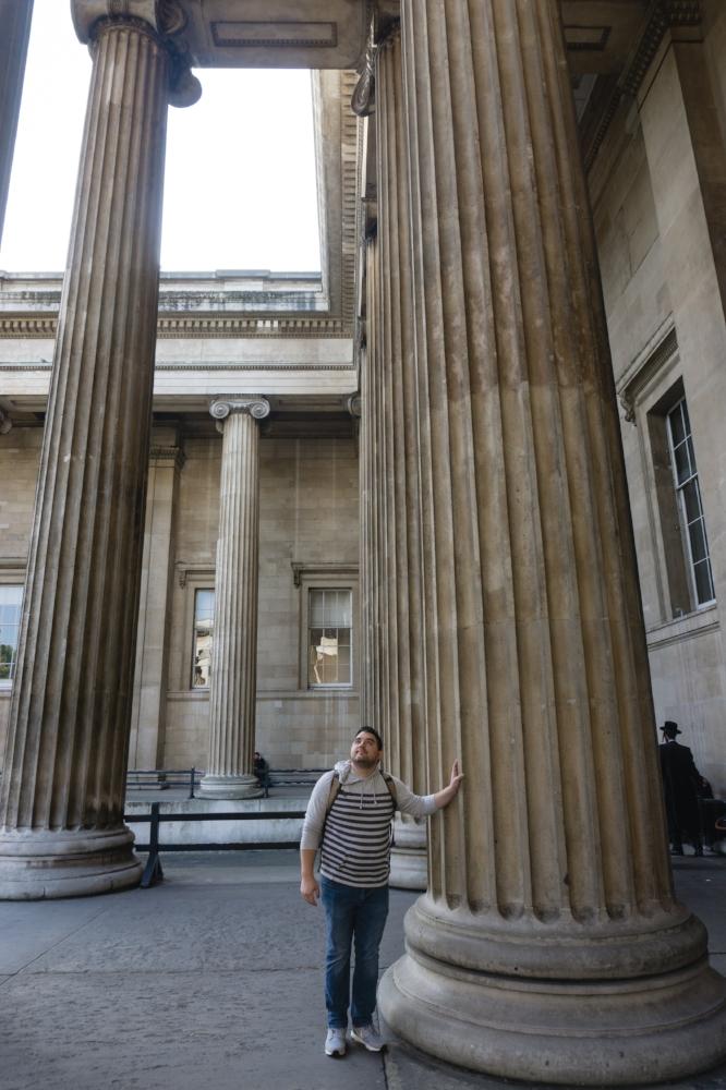 British Museum Column_London_Tripp Films