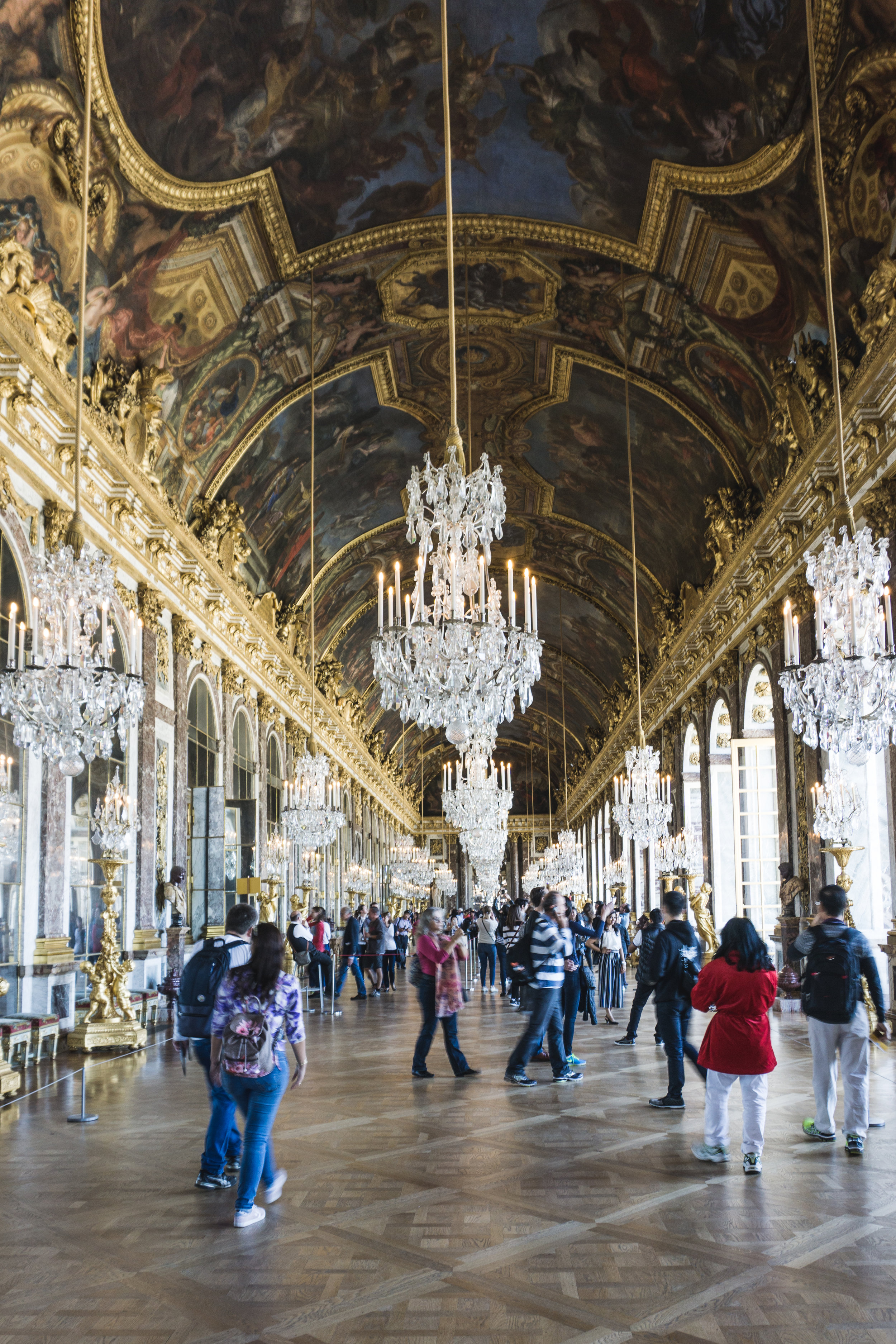 Tripp Films_Paris_Versailles_Hall of Mirrors