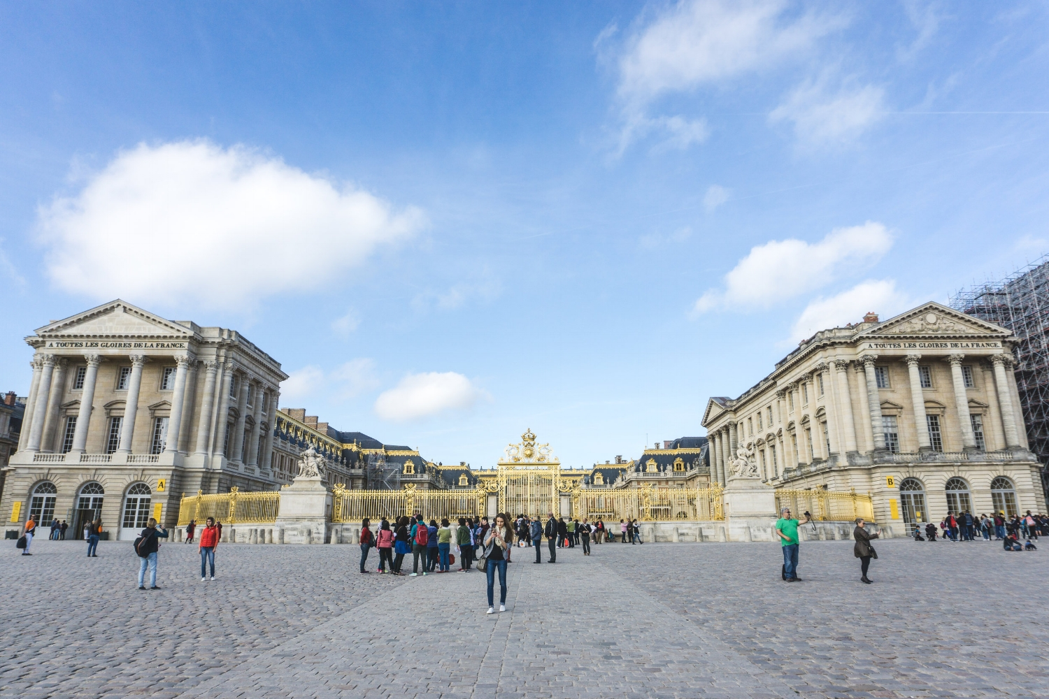 Tripp Films_Paris_Versailles_Europe Travel Guide