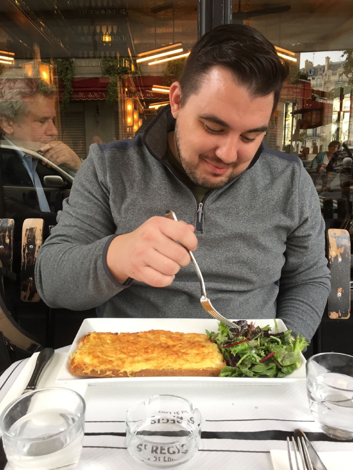Tripp Films_Paris_Croque Monsieur_Food