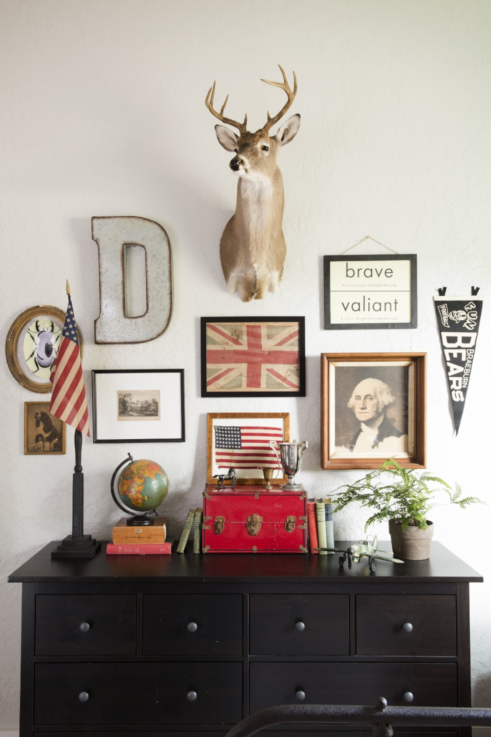 Becki Griffin styles for Country Living_Designer Holly Mathis