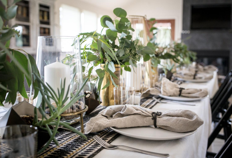 Becki Griffin style The Vintage Round Top Dinner_Prop Stylist