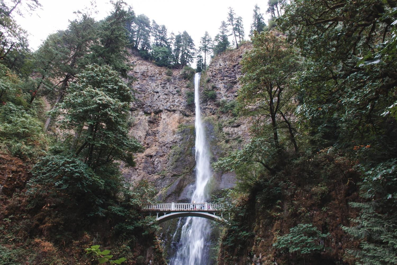 West Coast Road Tripp_Tripp Films_Multnomah Falls_Portland