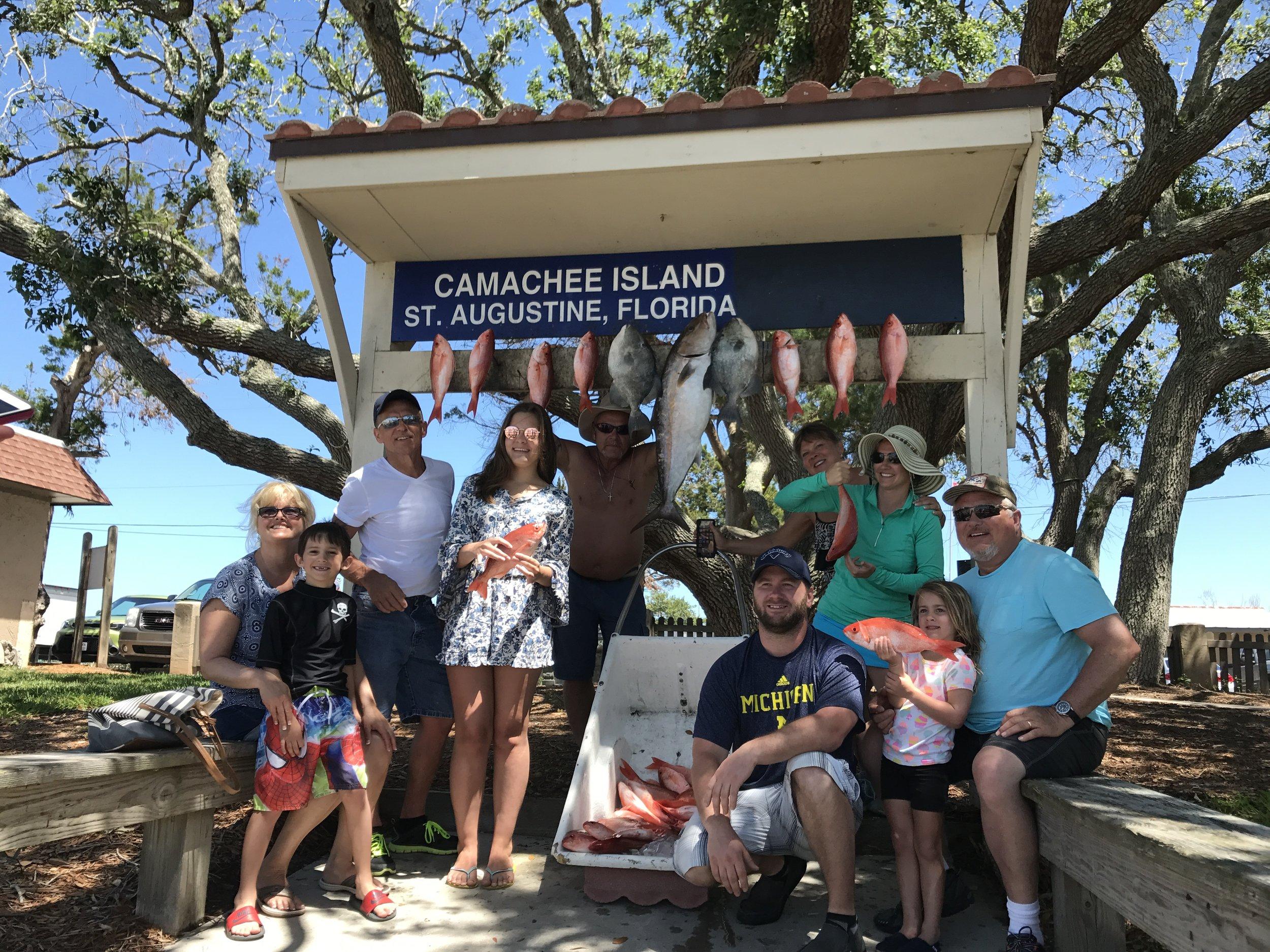 Nice 6 hour trip on Drop Down Fishing Charters