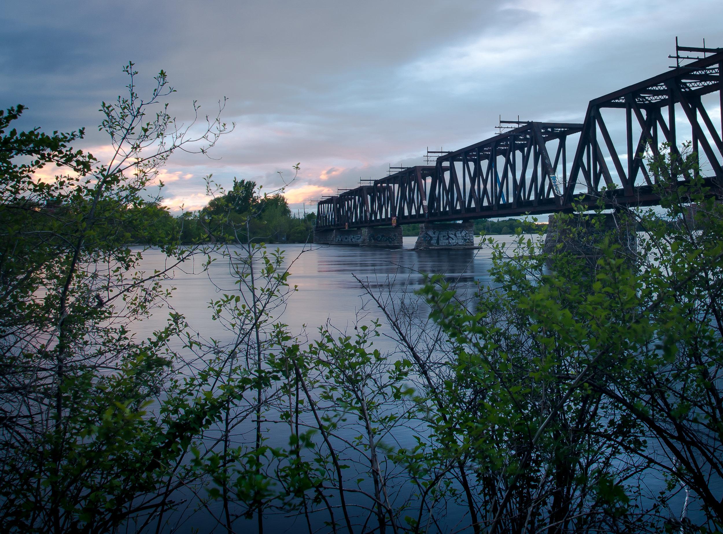 Ottawa Ventures - A project exploring the Ottawa area