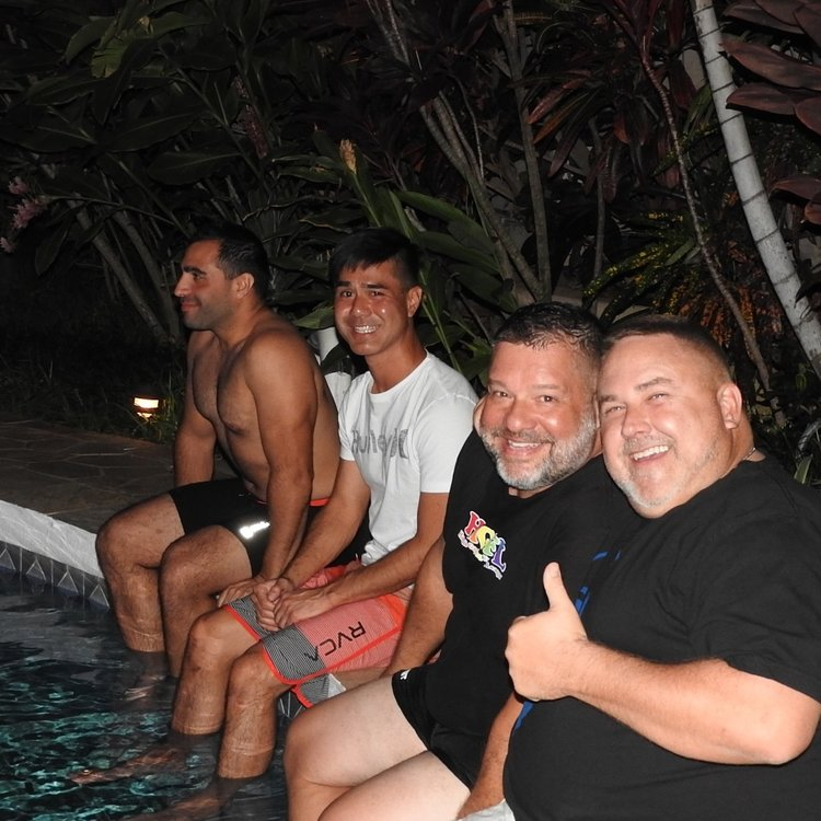 Pau Hana Pool Party - August 31st 6pm - 9pm