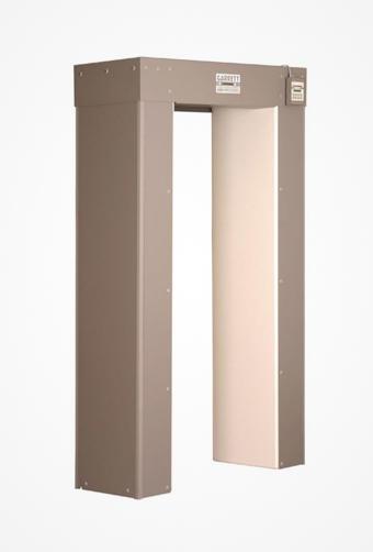 MS 3500™  Walk-Through Metal Detector