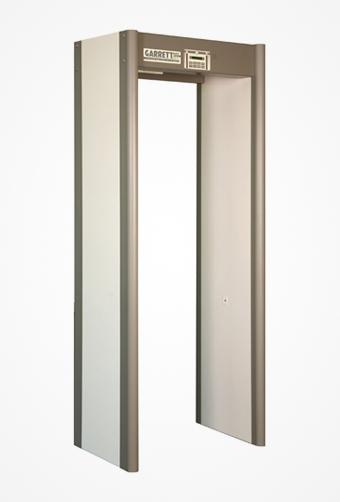 MT 5500™  Walk-Through Metal Detector